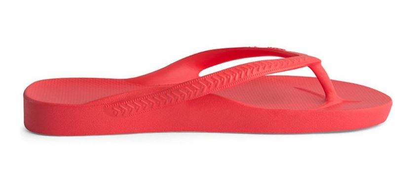 archies arch support thongs